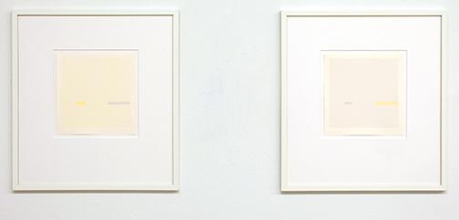 Antonio Calderara / Senza titolo  1972 16 x 15.5 cm Bleistift und Aquarell auf Papier Senza titolo  1972 16 x 15.5 cm Bleistift und Aquarell auf Papier