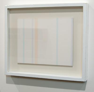 Antonio Calderara / Antonio Calderara Senza titolo  1974 Öl auf Holz 21 x 27 cm