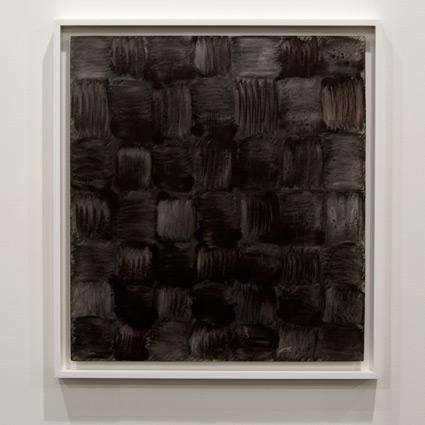 Ree Morton / ReeMorton Untitled  1968-1970 45.7 x 41.3 cm oil on masonite