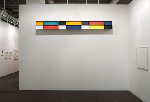 Donald Judd / Donald Judd Untitled (85-037)  1985 30 x 300 x 30 cm Aluminium, enameled