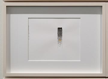 Richard Tuttle / Richard Tuttle Division # II – 1-7 RT'14  2014  Each: 22 x 31 cm Mixed media on paper