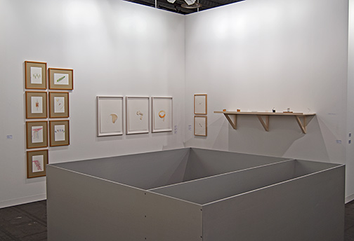 James Bishop,  				Antonio Calderara,  				Andreas Christen,  				Joseph Egan,  				Richard Francisco,  				Donald Judd,  				Sol LeWitt,  				Robert Mangold,  				Rita McBride,  				Ree Morton,  				Sylvia Plimack-Mangold,  				David Rabinowitch,  				Glen Rubsamen,  				Fred Sandback,  				Richard Tuttle,  				Jerry Zeniuk, ART 46 Basel
