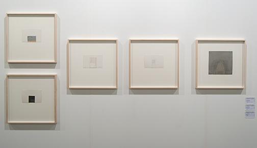 James Bishop / James Bishop, Installation view