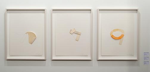 Richard Tuttle / Richard Tuttle, Installation view