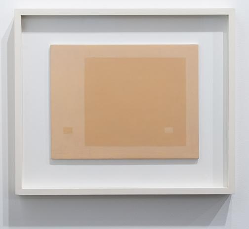 Antonio Calderara / Antonio Calderara Spazio Luce  1961 27 x 35 cm oil on wood panel