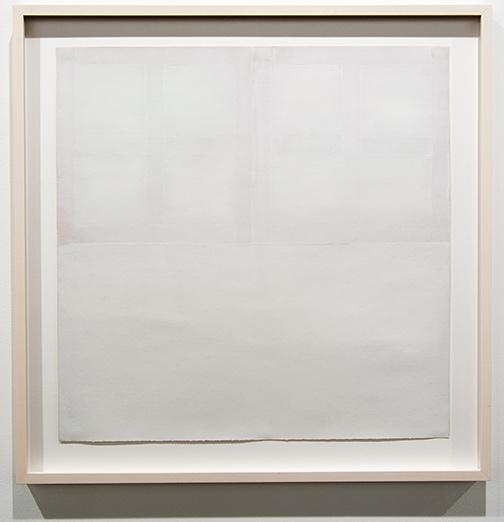 James Bishop / James Bishop Untitled  1969–1970 oil on paper