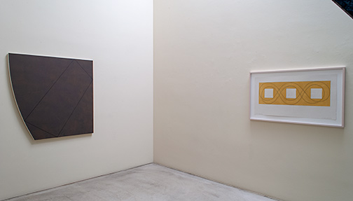 James Bishop,  				Joseph Egan,  				Richard Francisco,  				Giorgio Griffa,  				Sol LeWitt,  				Robert Mangold,  				Sylvia Plimack-Mangold,  				Glen Rubsamen,  				Richard Tuttle, Artists of the gallery – A succession of works and artists
