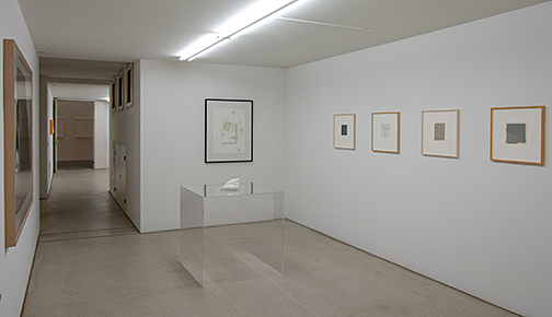 James Bishop,  				Andreas Christen,  				Joseph Egan,  				Richard Francisco,  				Robert Mangold,  				Ree Morton,  				Giulio Paolini,  				Sylvia Plimack Mangold,  				Glen Rubsamen,  				Fred Sandback,  				Richard Tuttle,  				Jerry Zeniuk, James Bishop, Robert Mangold, Fred Sandback and Friends