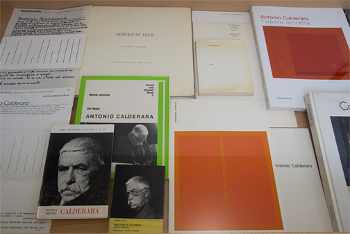 Antonio Calderara / Antonio Calderara (1903 – 1978)