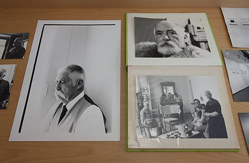 Antonio Calderara,  Sol LeWitt, Antonio Calderara (1903-1978)