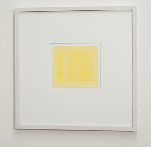Antonio Calderara / Antonio Calderara Senza titolo  1964 12 x 13.5 cm Aquarell auf Papier