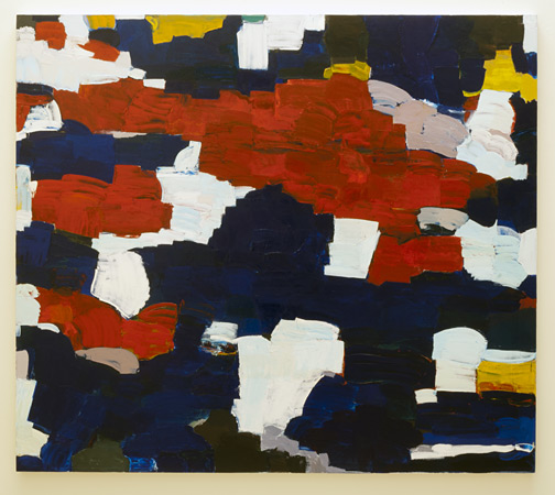Jerry Zeniuk / Untitled (Nr. 115) NYC  1987/88  170 x 193 cm Oel auf Leinwand