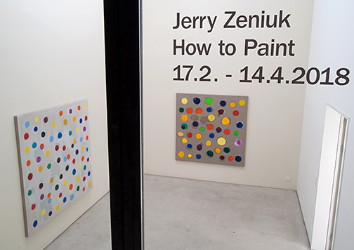 "Jerry Zeniuk / ""How to Paint"""