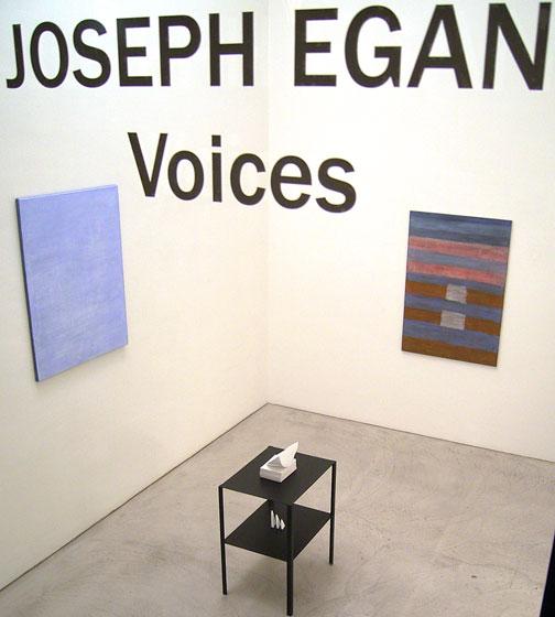 Joseph Egan / Voices