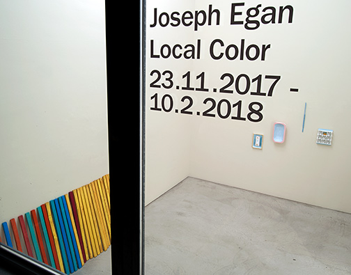 Joseph Egan / Local Color