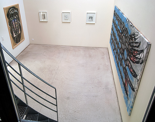 Installation view room 1