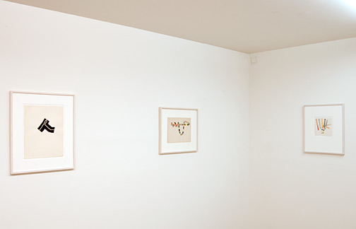 Richard Tuttle / A Drawing Retrospective