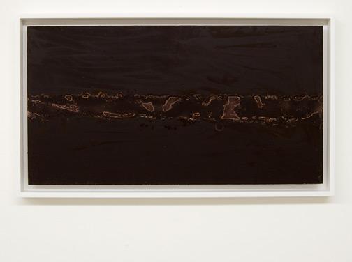 Ree Morton / Ree Morton Untitled  1968 - 1970  29.8 x 55.2 cm Oil on masonite