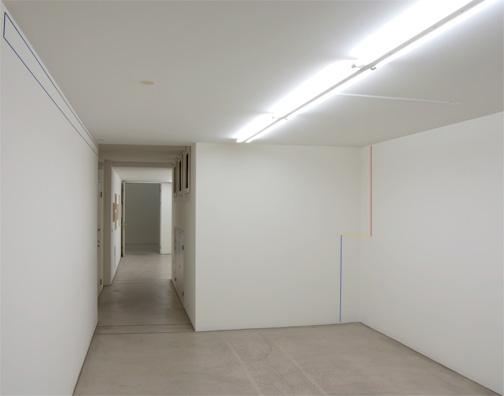 Fred Sandback / Corner Constructions