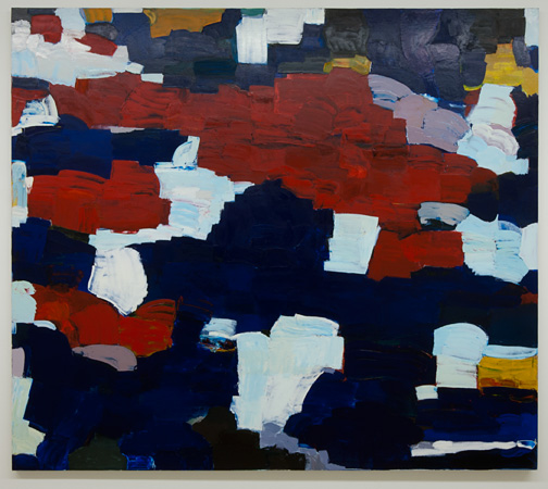 Jerry Zeniuk / Jerry Zeniuk Untitled Nr. 115 NYC  1987/1988  170 x 193 cm Oil on canvas