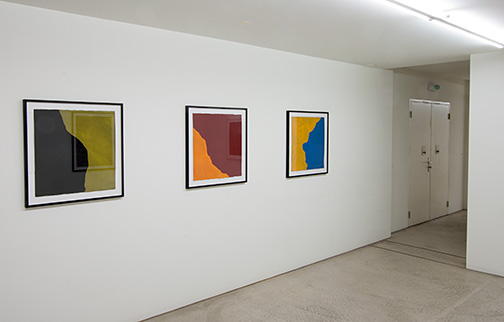 Sol LeWitt / 40 Jahre bei Annemarie Verna Galerie, Part I