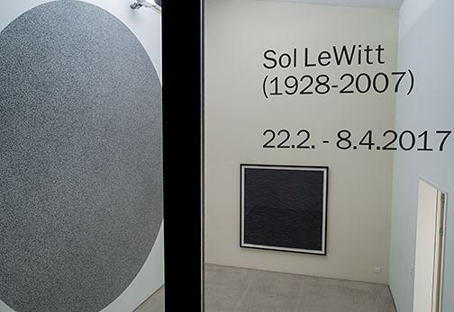 Sol LeWitt / (1928–2007) Working Drawings and Archival Material